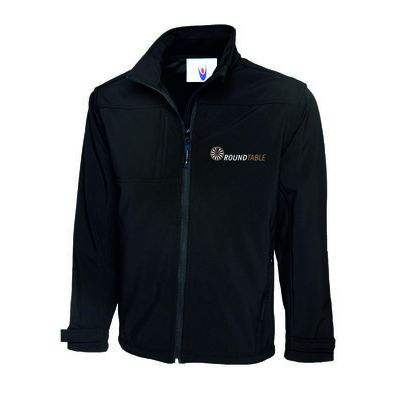 Round Table Premium Full Zip Soft Shell Jacket  Thumbnail